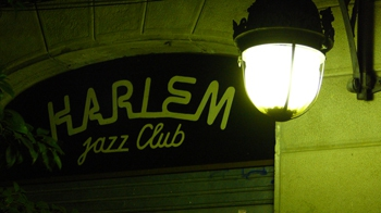 Concert avec Pere Figueres – Harlem Jazz Club – Barcelone 2016